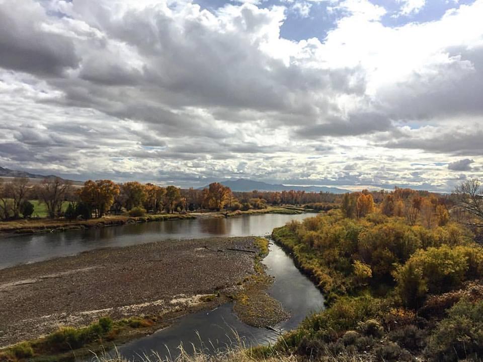 Jefferson River Ennis Montana Discover Montana Outfitting