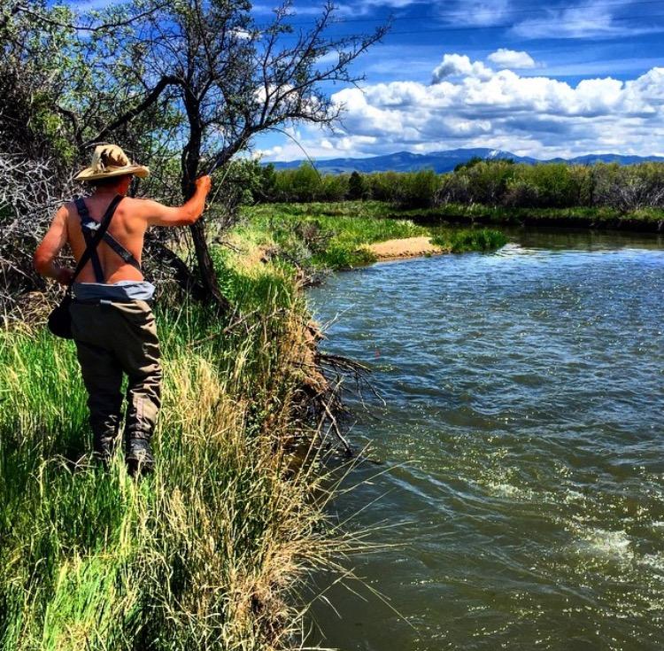 Ruby River Montana Discover Montana Outfitting